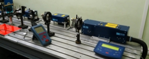 Наносекундный лазер